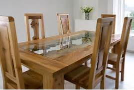 Oak Dining Table Chairs by Oak Dining Room Table And Chairs 11435