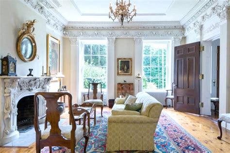 Own An Upstate Greek Revival Mansion Built By A Circus