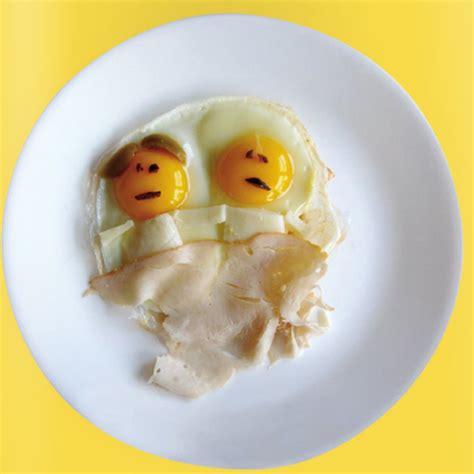 humour cuisine creative breakfast ideas for
