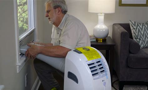 install  window air conditioner  home depot
