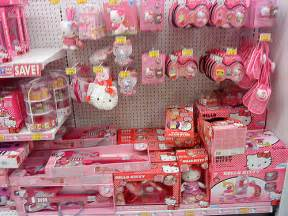 hello kitty toys r us shop display flickr photo sharing