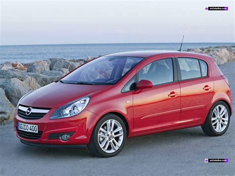 corsa opel opel corsa car technical data car specifications vehicle