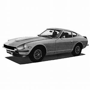 Datsun 240z  L20a-l24    Repair Manual