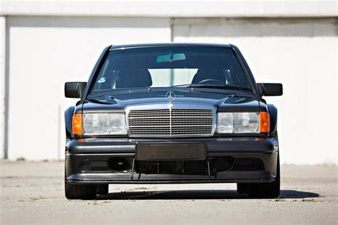 This car retailed in 1990 for usd $80,000. 1990 Mercedes-Benz 190E 2.5-16 Evolution II Auction | HYPEBEAST