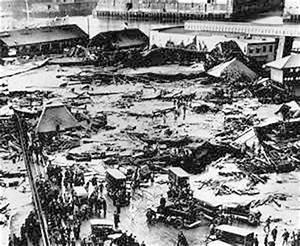 Boston Molasses Disaster - Futility Closet