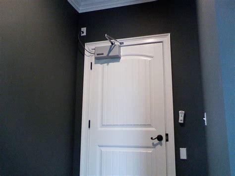 electric door opener power door openers access and mobility