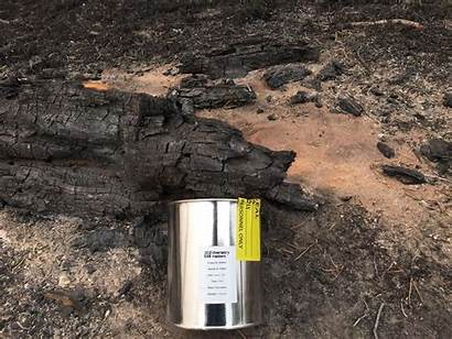 Debris Fire Analysis Container Sample Matters Chemistry
