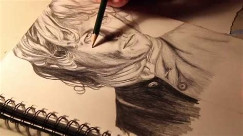 drawing jamie fraser youtube