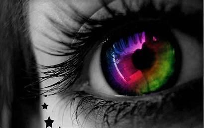 Tracking Rainbow Centives Eyes Bright