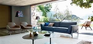 Roche Bobois Paris : grand canap 3 places reflexion roche bobois ~ Farleysfitness.com Idées de Décoration