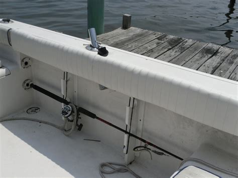 Boat Side Bolsters by Classicmako Owners Club Inc Mako Restoration