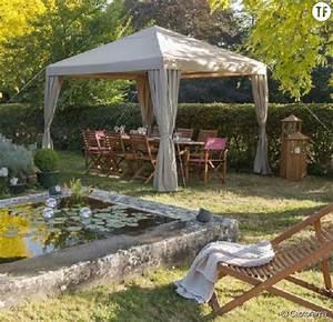 Idee Deco Jardin : idee jardin tonnelle ~ Mglfilm.com Idées de Décoration