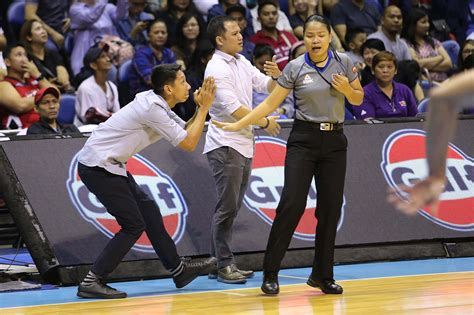 PBA referees may be 'wired' next season - News | PBA - The ...