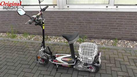 elektro mit straßenzulassung mach1 elektro scooter mit 800w motor 32km h und stra 223 enzulassung modell streetfighter 4a
