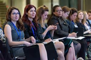A Conference Gathers Female Leaders From Various Sectors ...