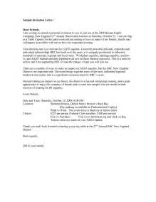 business invitation letter template free racing