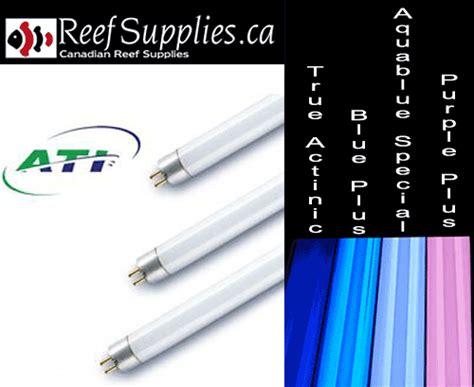 T5 Light Bulbs ati blue plus t5 48 54w