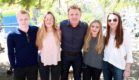 winning kitchen masterchef junior 39 s gordon ramsay justine magazine
