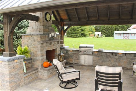 Backyard Patios by Outdoor Patio With Pavilion See The Photos And Get A