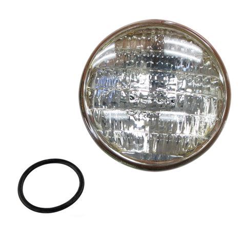 white bulb replacement for aqual light inground pool
