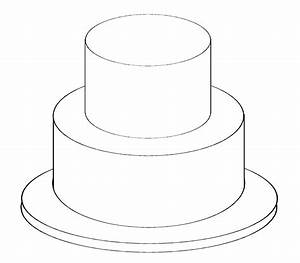 Information About Cake Sketch Template