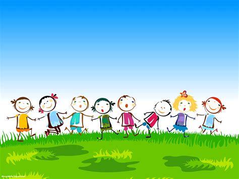 Play In Background Children Outdoor Background Bibleclipart