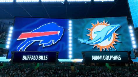 dolphins  bills  stream    tv channel