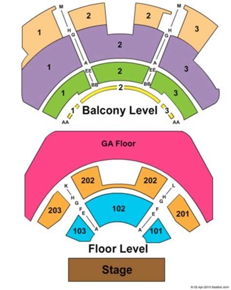 chicago theater seat map swimnova club nokia tickets in los angeles california club nokia
