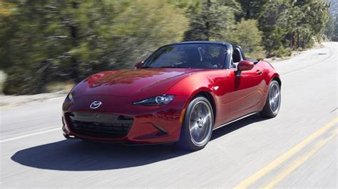 confirmed mazda mx  miata   power