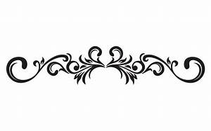 Curve clipart fancy scroll - Pencil and in color curve ...