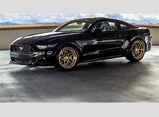 2015 GAS Mustang features 726hp and gold touches The