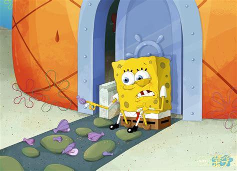 Spongebob In His Off By Sad-sd On Deviantart
