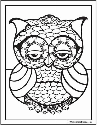 Coloring Geometric Pages Pdf Mosaic Colouring Complex