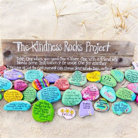 kindness rocks skip   lou