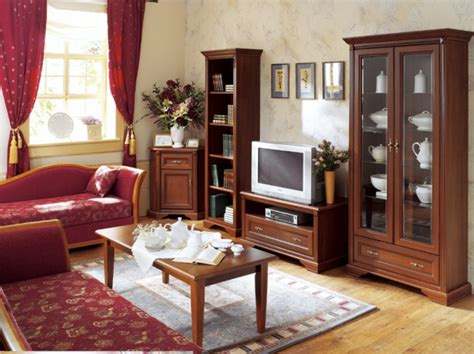 Italienische Wohnzimmer