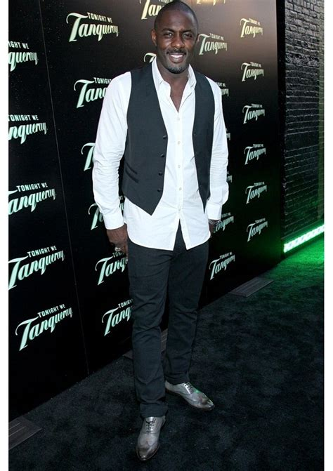 How Tall is Idris Elba? – Celebrity Heights   How Tall Are ...