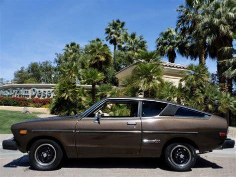 Datsun B210 Hatchback by 1978 Datsun B210 Gx Hatchback California Titled Blue