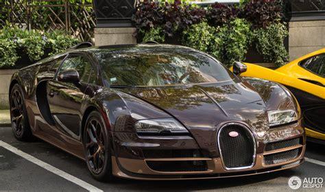 2014 bugatti grand sport vitesse. Bugatti Veyron 16.4 Grand Sport Vitesse Rembrandt Bugatti - 29 June 2016 - Autogespot