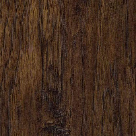 laminate wood flooring hickory trafficmaster hand scraped saratoga hickory 7 mm thick x 7 2 3 in wide x 50 5 8 in length