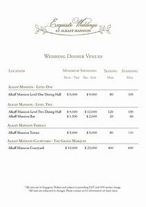 alkaff mansion ristorante wedding venue dream wedding With wedding video rates