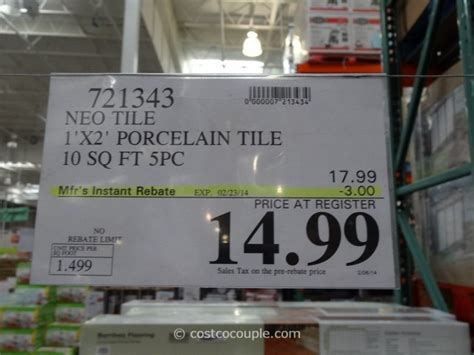 neo tile urban groove light grey porcelain tile