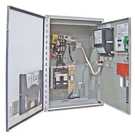 800 asco automatic transfer switch 480 volt 3 pole ser