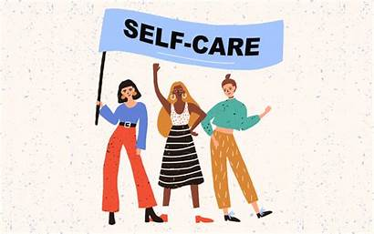 Self Care Movement Mindful Into