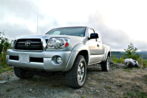 Toyota Tacoma Skid Plate by Road With The 2007 Tacoma Tacoma 4x4 Skid Plate Test