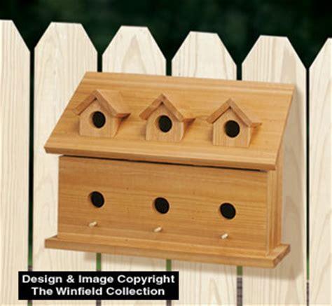 birdhouse wood patterns  sided cedar birdhouse wood pattern