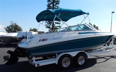 Used Cobalt Boats For Sale California by 1994 Used Cobalt 222222 Bowrider Boat For Sale 17 550