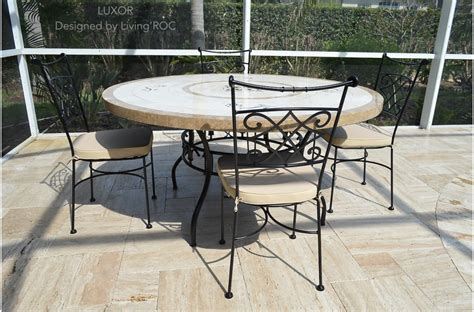 mosaic outdoor dining table dining table outdoor dining