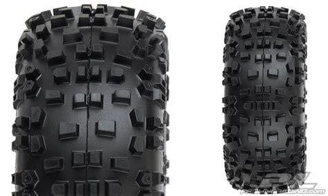 pro    badlands tires mounted   truck