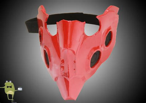tokyo ghoul aogiri tree tatara mask cosplay buy  storenvy
