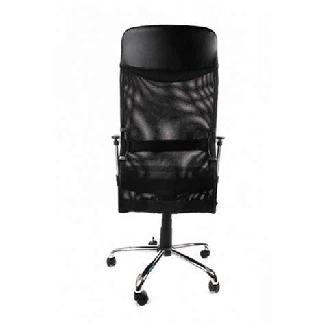 fauteuil de bureau quot punch quot noir